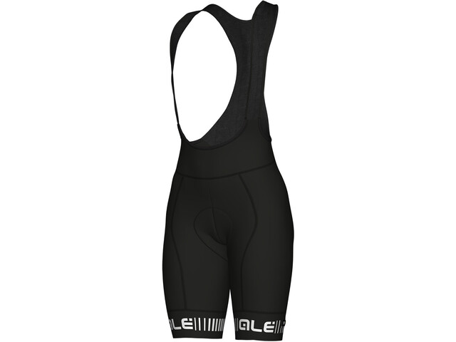 Alé Cycling Graphics PRR Strada Bibshorts Women black-white